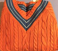 J.ING Ollie Colorblock Cable Knit Sweater Review
