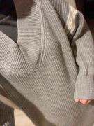 J.ING Sabine Grey Oversized Sweater Review