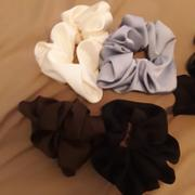 J.ING Navy Hair Scrunchie Review