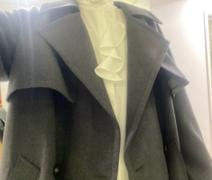 J.ING Mansour Charcoal Trench Coat Review