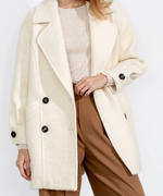 J.ING Teddy Ivory Coat Review