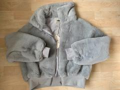J.ING Cozy Grey Bomber Jacket Review