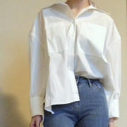 J.ING Essential White Button-Up Shirt Review