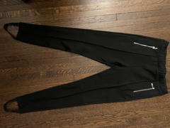 J.ING Essential Black Side Zip Trousers Review