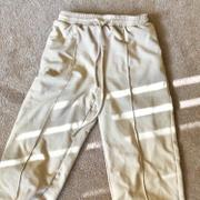 J.ING Supersoft Tan Drawstring Joggers Review