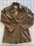 J.ING Military Tan Blazer Review