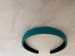 J.ING Satin Teal Headband Review