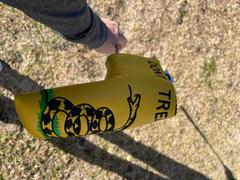 Pins And Aces DONT TREAD ON ME - PUTTER COVER Review