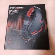 GTRACING Gaming Gear // Gaming Headset F8-RED Review