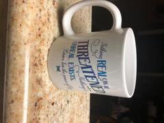 The Miracles Store Nothing Real Can Be Threatened Mug Review