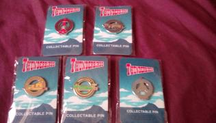 The Gerry Anderson Store Thunderbird 5 Enamel Pin Badge by Florey Review