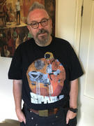 The Gerry Anderson Store Space: 1999 Vintage Style Alphan Graphic Men's T-Shirt [Official & Exclusive] Review