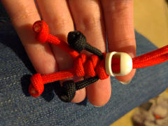 Paracord Buddy UK Red Biker Buddy Paracord Keychain Review