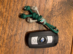 Paracord Buddy UK Boba Fett Paracord Buddy Keychain Review