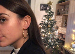 PURELEI PURELEI Boucles d'oreilles Ke Kai Or Review