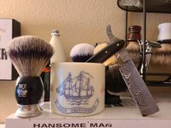 West Coast Shaving Omega 636 Silvertip Badger Shaving Brush Review