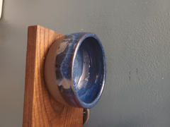 West Coast Shaving Hand Thrown Lather Bowl, Two-Toned Blue Review