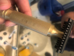 West Coast Shaving WCS DE Razor Head, Open Comb, Black Review