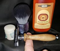 West Coast Shaving WCS Natural Collection Wood Razor Handle 38g Review