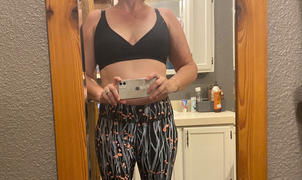 AnaOno  Paige Mastectomy Sports Bra Review