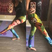 Yoga Democracy Frida Printed Yoga Leggings Review