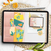 DigitallyWild Customizable Digital Bullet journal - Procreate + Keynote files included Review