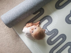 Grace & Maggie Playmats Baby Driver: Earl Grey Large Playma Review