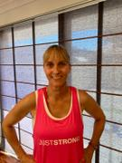Just Strong HOT PINK JUST STRONG RACERBACK TANK Review