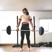 Just Strong Olive Performance Leggings Review