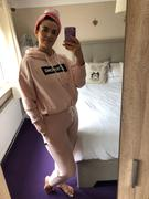 Just Strong Pearl Pink Marl Relax Joggers Review