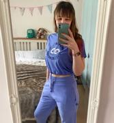 Just Strong Blue Iris Marl Relax Joggers Review