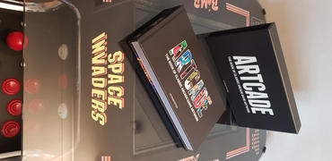 Bitmap Books ARTCADE - The Book of Classic Arcade Game Art (Extended Edition) Review