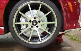 ZZPerformance G8 Front Brembo 4 Piston Caliper Brake Kit Review