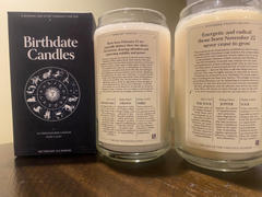 Birthdate Candles The May Seventeenth Candle Review