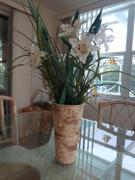 Afloral.com Birch Vase with Zinc Interior - 9 Tall Review