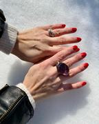 GERMAN KABIRSKI Elin Amethyst Ring Review