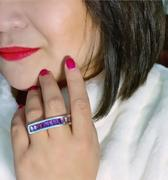 GERMAN KABIRSKI Anala Amethyst Ring Review