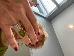 GERMAN KABIRSKI Corliss Peridot Ring Review