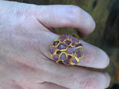 GERMAN KABIRSKI Nerissa Ruby and Pink Sapphire Ring Review