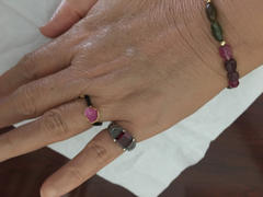 GERMAN KABIRSKI Lamia Ruby Ring Review