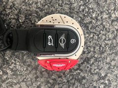 FUNFOB ️ JCW Brake Caliper Design Key Fob Case in Alloy Metal Review