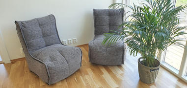 Ambient Lounge Norge Link Single Modulsofa Luscious Grey Review