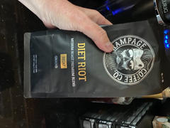 Rampage Coffee Co. DIET RIOT | Medium Roast Decaf Blend - 360g Review