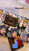 Open and Clothing Loungefly x Disney Women's Zip Around Wallet Princess & Villains Review