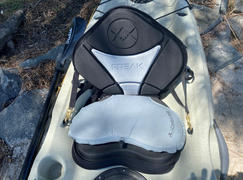 Freak Sports Australia Freak Pro Angler Elite Kayak Seat Grey Review