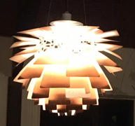 Interior Icons Artichoke - Artichoke Ceiling Lamp, Copper Review