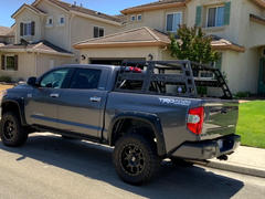 Truck Brigade CBI Offroad Roof Rack Height Bed Rack - Toyota Tundra (2007-2020) Review