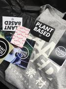 PLANT FACED CLOTHING Plant Based Kanji Tee - Black T-Shirt Review