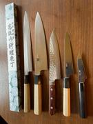 JapaneseChefsKnife.Com JCK Natures Raiun Series RD-1PAL Wa Paring 90mm (3.5 inch) Review