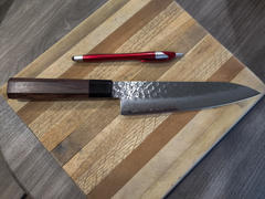 JapaneseChefsKnife.Com JCK Natures Inazuma Series Wa Gyuto (180mm to 240mm, 3 sizes) Review